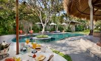 Villa Jabali Pool Area | Seminyak, Bali