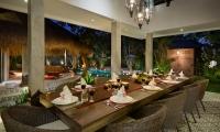 Villa Jabali Dining Table | Seminyak, Bali