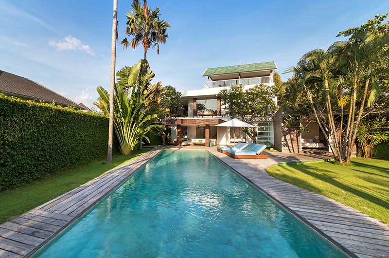 Villa Nedine Swimming Pool | Canggu, Bali