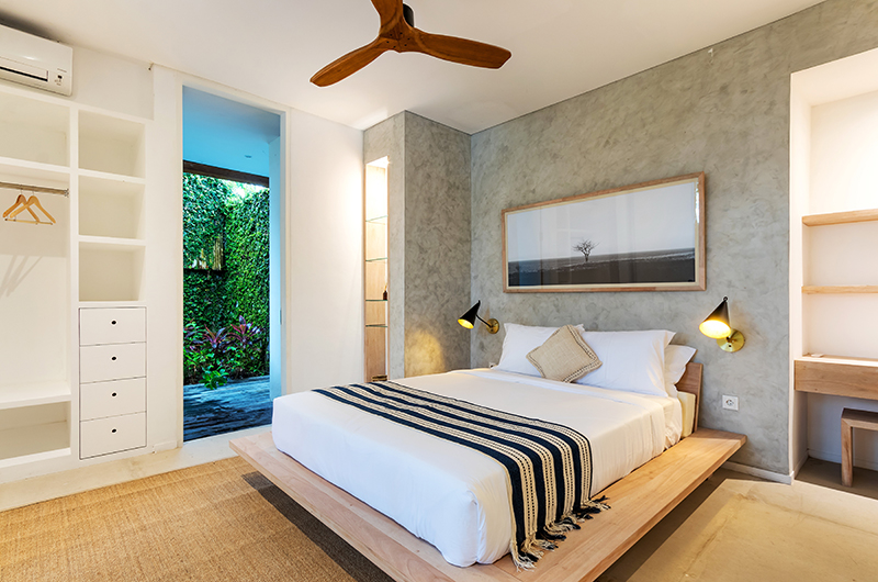 Villa Nedine Bedroom One Side | Canggu, Bali