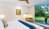 Villa Nedine Bedroom with Seating | Canggu, Bali