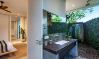 Villa Nedine Bathroom   Canggu, Bali