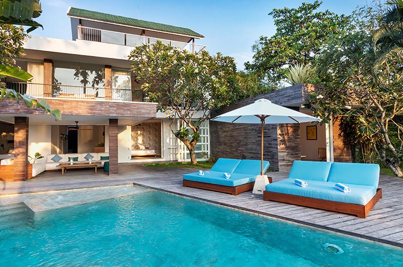 Villa Nedine Sun Beds   Canggu, Bali