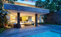 Villa Nedine Seating   Canggu, Bali