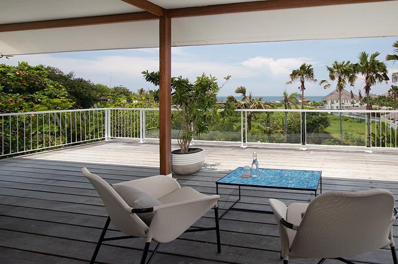 Villa Nedine Rooftop Seating   Canggu, Bali