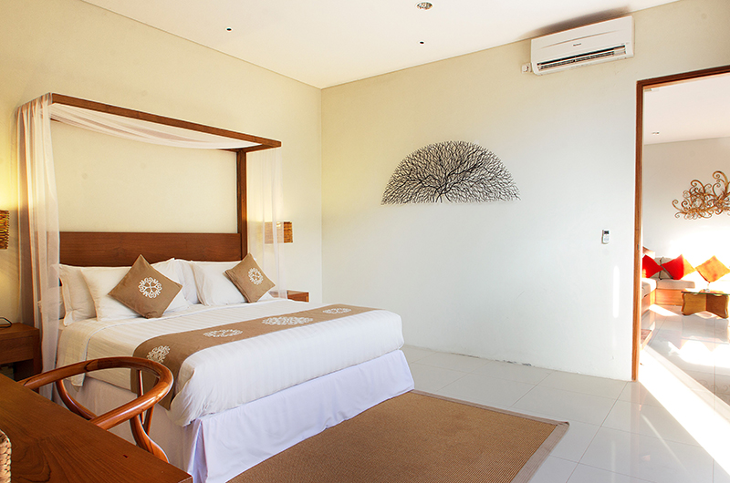 Villa Ruandra Bedroom One Area | Seminyak, Bali
