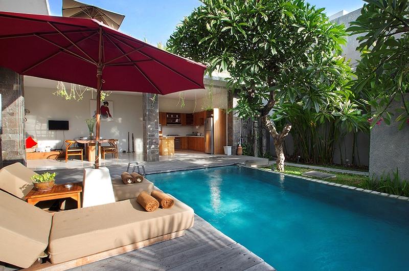 Villa Ruandra Sun Beds | Seminyak, Bali