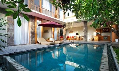 Villa Ruandra Pool | Seminyak, Bali