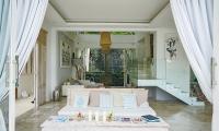 Villa Santai Ubud Living Room | Ubud, Bali