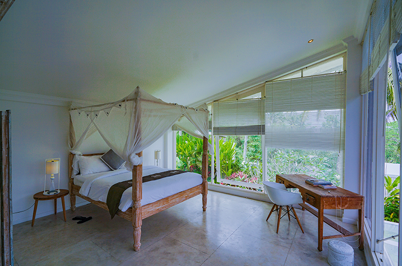 Villa Santai Ubud Bedroom Four with Study Table | Ubud, Bali
