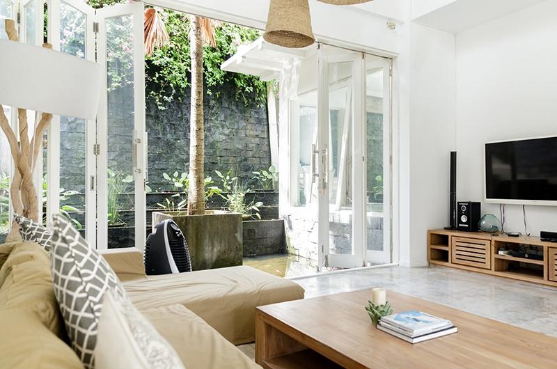 Villa Santai Ubud Living Area | Ubud, Bali