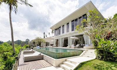 Villa Santai Ubud Building | Ubud, Bali