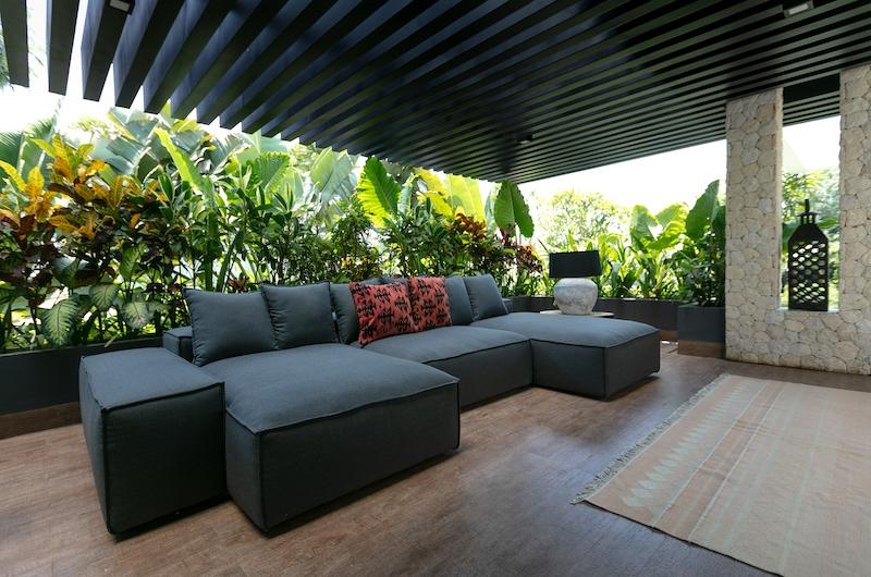 Villa Sapta Bayu Indoor Seating | Canggu, Bali