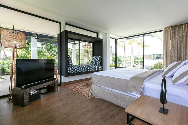 Villa Sapta Bayu Bedroom with Seating | Canggu, Bali