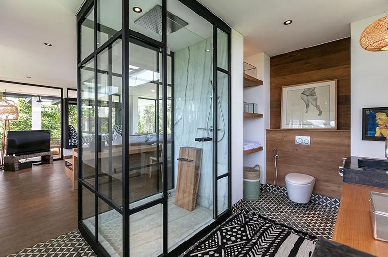 Villa Sapta Bayu Master Bathroom | Canggu, Bali