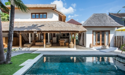 Villa Waterlily Seminyak Pool | Seminyak, Bali