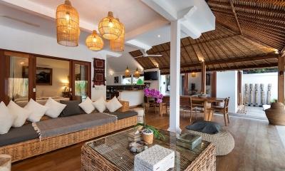 Villa Waterlily Seminyak Living Area | Seminyak, Bali