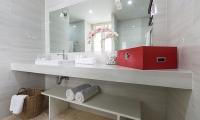 Villa Saam Bathroom Area | Choeng Mon, Koh Samui