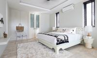 Villa Saam Bedroom Side | Choeng Mon, Koh Samui