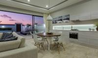 Villa Saam Dining Table | Choeng Mon, Koh Samui