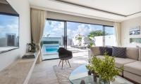 Villa Saam Open Plan Living Area | Choeng Mon, Koh Samui