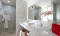 Villa See Bathroom Area | Choeng Mon, Koh Samui