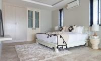 Villa See Spacious Bedroom | Choeng Mon, Koh Samui