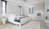 Villa See Bedroom Side | Choeng Mon, Koh Samui
