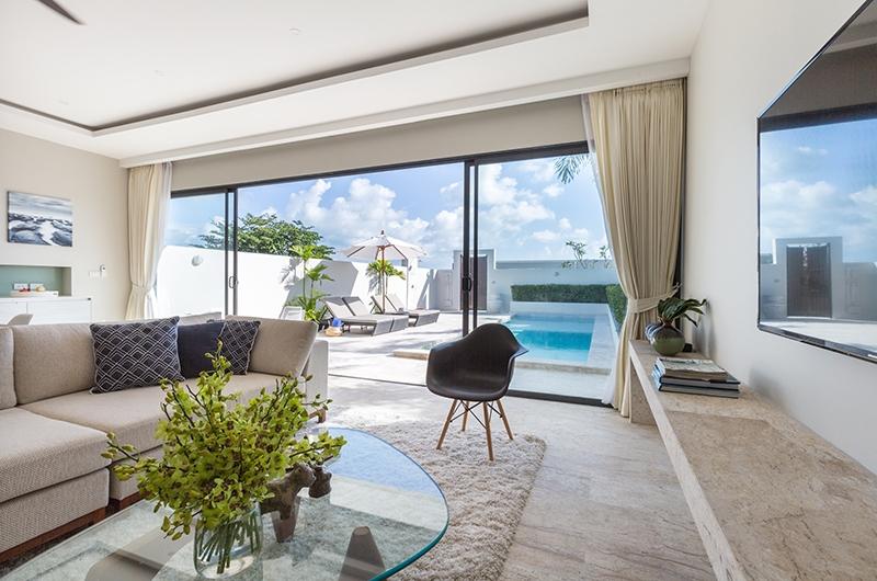 Villa See Seating | Choeng Mon, Koh Samui