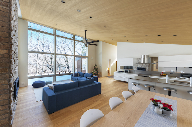 Sakka Rocks Living Area | Hakuba, Nagano