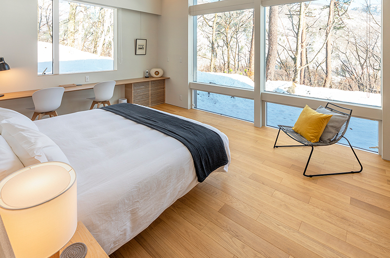 Sakka Rocks Bedroom | Hakuba, Nagano