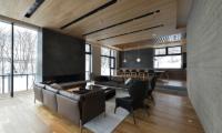 Tsudoi Living Room | Hirafu, Niseko