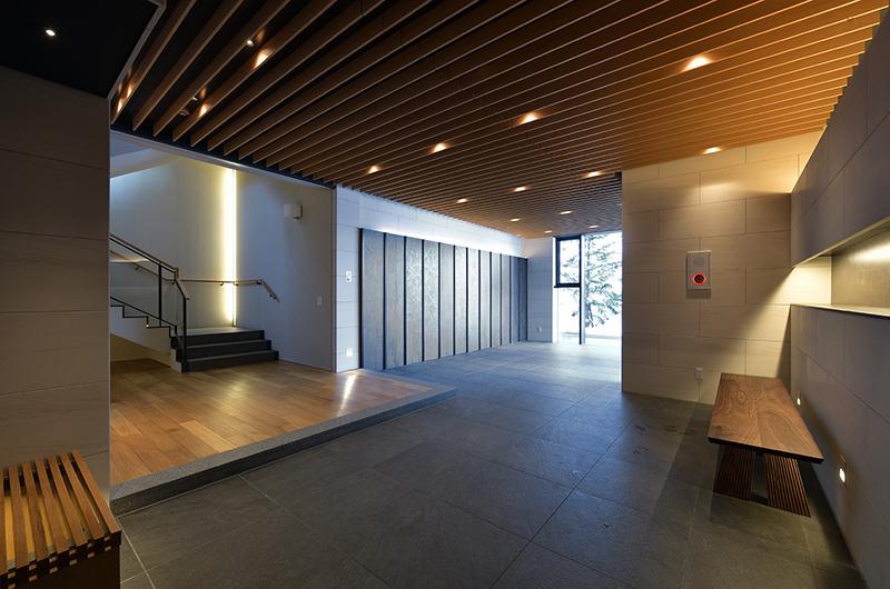 Tsudoi Entrance | Hirafu, Niseko