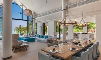 Villa Vikasa Dining Area | Cape Yamu, Phuket