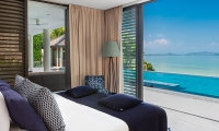 Villa Vikasa Bedroom with Pool View | Cape Yamu, Phuket