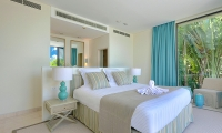 Villa Vikasa Bedroom with Lamps | Cape Yamu, Phuket