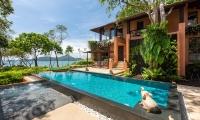 Villa Viva Panwa Pool Area   Cape Panwa, Phuket