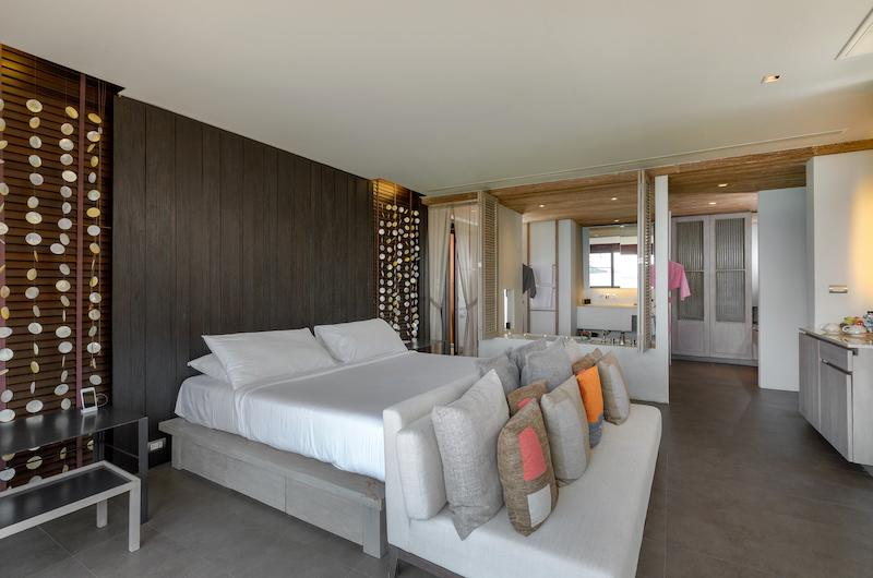 Villa Viva Panwa Spacious Bedroom Side   Cape Panwa, Phuket