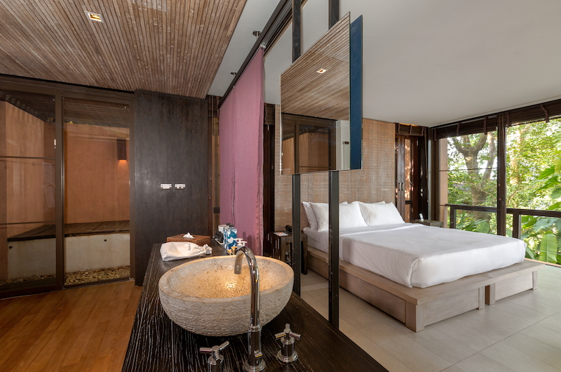 Villa Viva Panwa Bedroom Side Area   Cape Panwa, Phuket