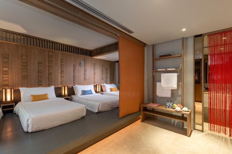 Villa Viva Panwa Single Bedrooms Area   Cape Panwa, Phuket