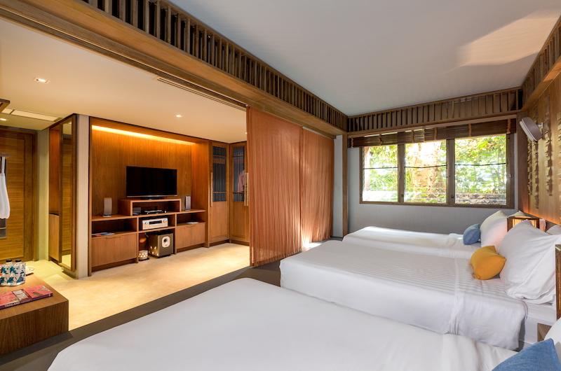 Villa Viva Panwa Single Bedrooms   Cape Panwa, Phuket