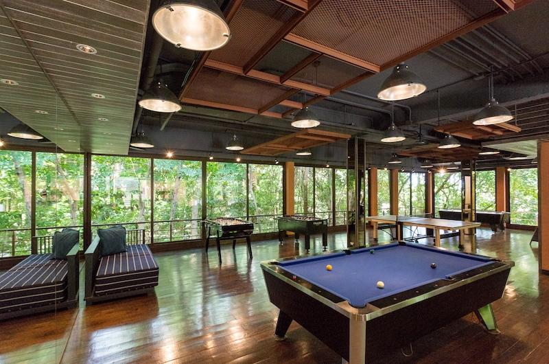 Villa Viva Panwa Pool Table   Cape Panwa, Phuket