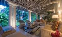 20 Middle Street Open Plan Living Area | Galle, Sri Lanka