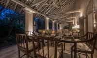 20 Middle Street Open Plan Dining Area | Galle, Sri Lanka