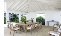 Habaraduwa House Dining Table | Koggala, Sri Lanka