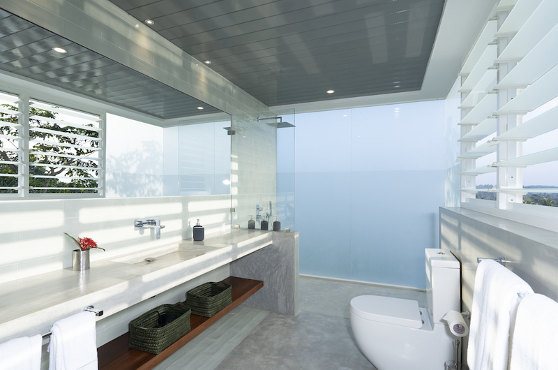 The Nine Mirissa Bathroom Three | Mirissa, Sri Lanka
