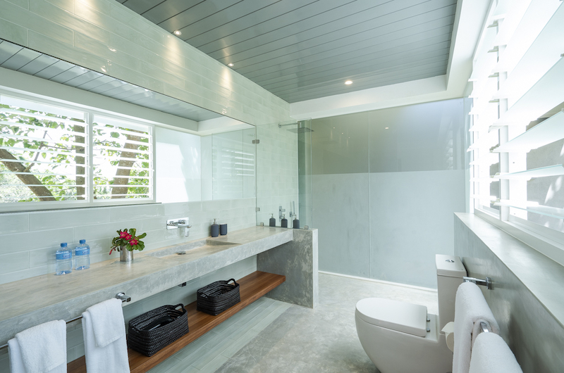 The Nine Mirissa Bathroom Two | Mirissa, Sri Lanka