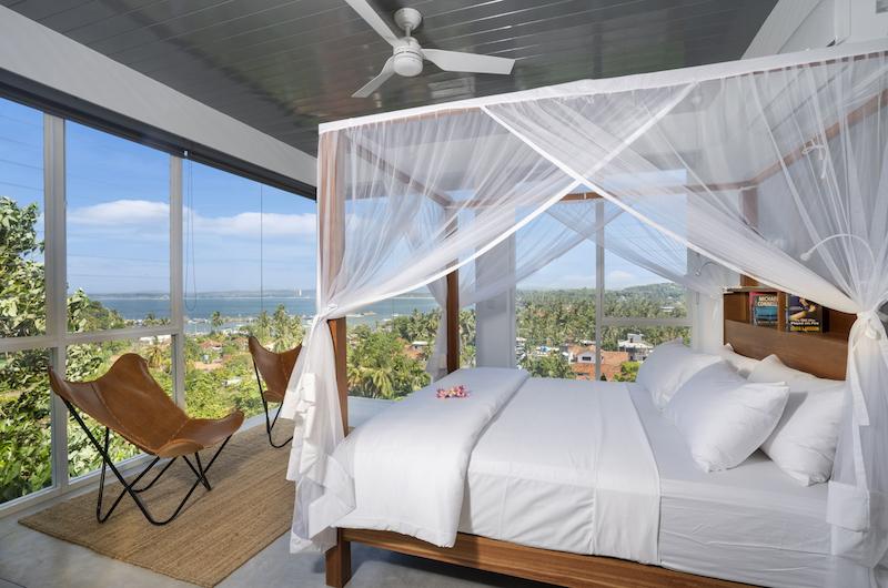 The Nine Mirissa Bedroom One Area | Mirissa, Sri Lanka