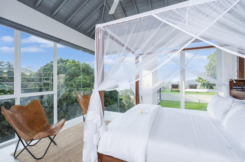 The Nine Mirissa Bedroom Area | Mirissa, Sri Lanka