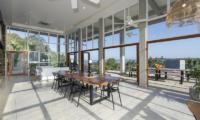 The Nine Mirissa Dining Area | Mirissa, Sri Lanka